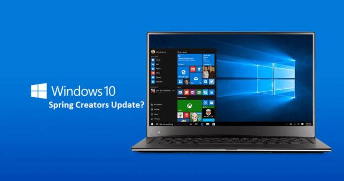 Windows 10 Spring Creators Update delayed!